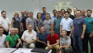 04 — 05 августа в Москве состоялся 2-х дневный семинар Дмитрия Краснова